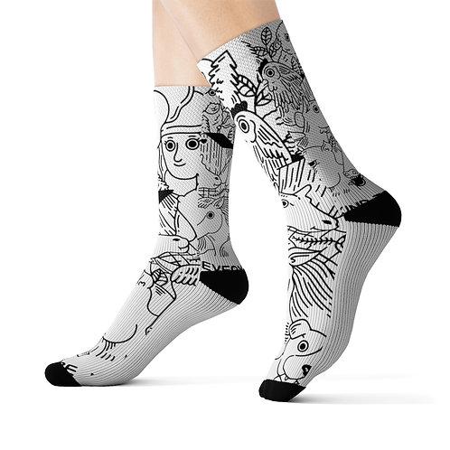 Long Socks – Be Kind to Every Kind