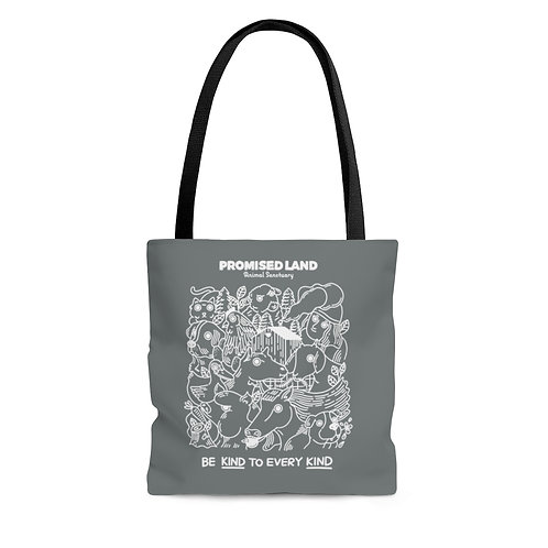 AOP Tote – Be Kind to Every Kind