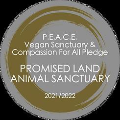Promised Land Animal Sanctuary | PEACE V