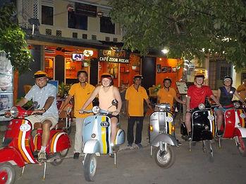 Vietnam Vespa Adventures Hoi An