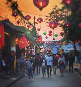 April festivals in Hoi An