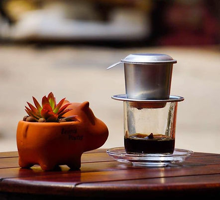Best Vietnmese coffee in Hoi An