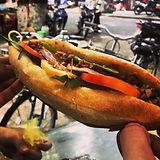 Hoi An street Food Banh Mi