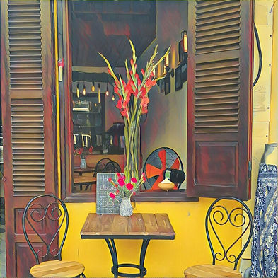 Bettina French Cafe Hoi An