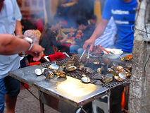 Vietnam Local Seafood