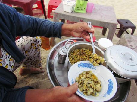 Street Food, An Bang Beach