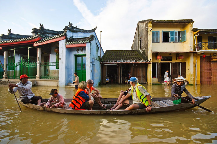 Hoi An Flood Map