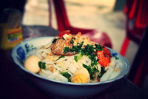 Mi Quang Hoi An Street Food