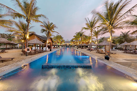 Hoi An Beach Resorts: Sunrise