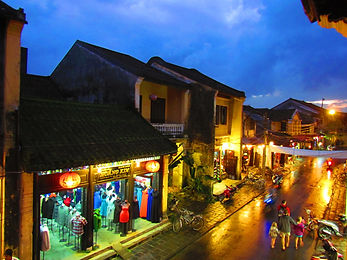 Christmas & New Year In Hoi An Vietnam