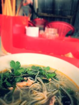 Bun Bo Hoi An Street Food