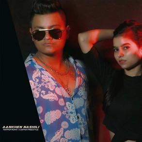 Aankhen Nashili New Rap Song