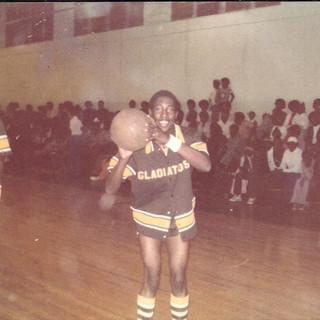 Gladiators - Kevisn Basketball Team Memb