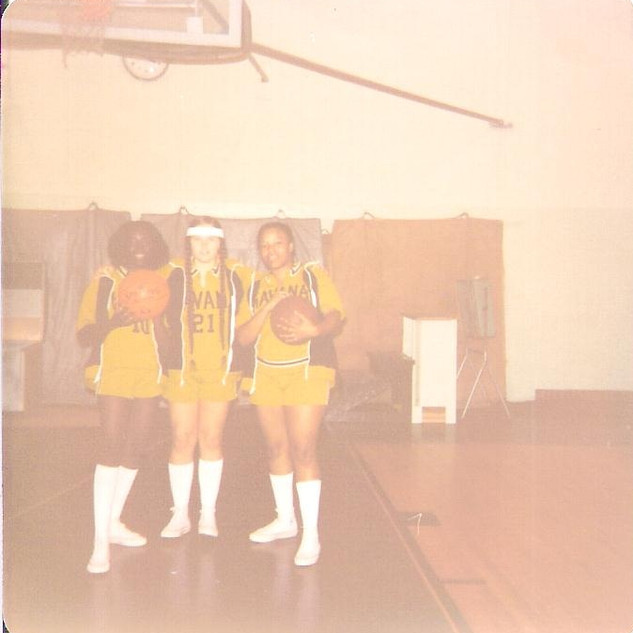 Gladiators 1978-79  3Seniors Paula Sweet