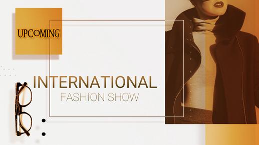 Int. Fashion Show