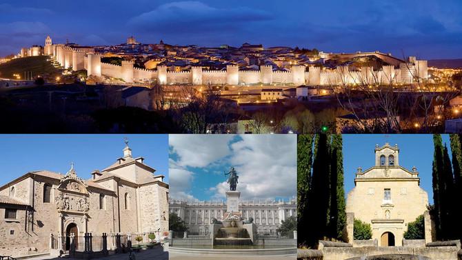 清水友邦さんとスペインの聖地を巡る旅「暗夜を照らす炎」~アビラの聖テレジアと十字架の聖ヨハネを訪ねて~