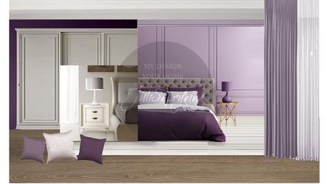Базовый дизайн-проект трехкомнатной квартиры серии И-155 на Нагатинской набережной