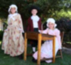 Colonial Costumes, American Revolution Costumes