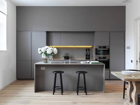 6 Gorgeous Grey Kitchen Ideas - Colour Schemes & Combinations