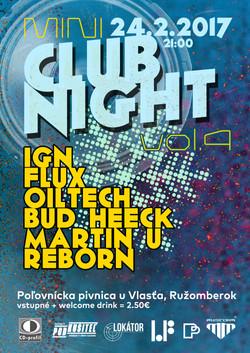 Mini Club Night