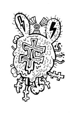 Nyooklear Illustration 03
