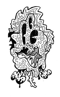 Nyooklear Illustration 01
