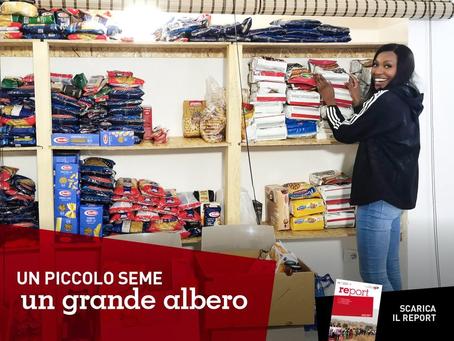ACP Italia Onlus UN PICCOLO SEME,UN GRANDE ALBERO - DAL REPORT