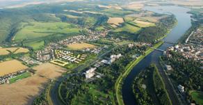 Lukratívne bývanie vedľa kúpeľného ostrova - Banka Spa Resort pri Piešťanoch pozemky na predaj.