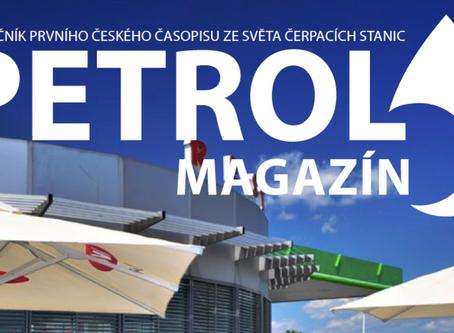 Petrol magazín: Superoperator = chytré řešení pro majitele myček