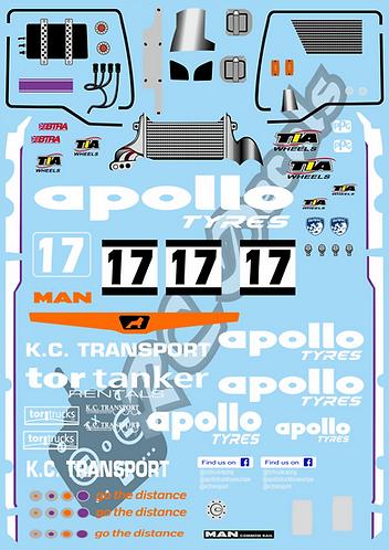 1/14 Apollo Racing Truck