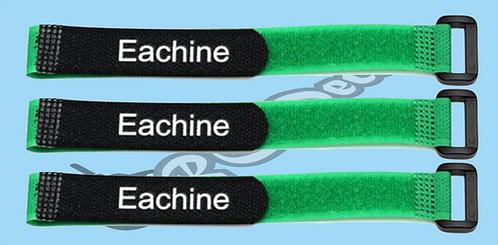 Eachine Lipo Battery Strap - Green