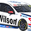 Thumbnail: 1/10 Touring Car Decal Sticker Set V8 Supercars - Wilson - Security