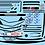 Thumbnail: 1/10 Decal Rally Set Ford Escort Cosworth Bastos 1994