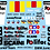 Thumbnail: F1 1/10 Decal BMW March 782 - 1978 - Choice of tyre logo
