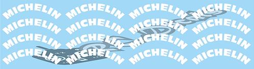 1/14 Truck Michelin Tyre Decals