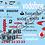 Thumbnail: F1 1/10 Decal Set Mclaren MP4-23 2008 - Choice of tyre logo