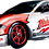 Thumbnail: 1/10 Touring Car Decal Sticker Set V8 Supercars  23 Red Milwaukee