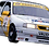 Thumbnail: 1/10 Touring Car Decal Sticker Set BTCC Vauxhall Cavalier 1995