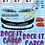 Thumbnail: 1/10 Decal Set BTCC Ford Mondeo - Rock- It  Cargo 1996