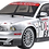 Thumbnail: 1/10 Touring Car Decal Sticker Set SWT Audi A4 Quattro Touring 1996
