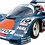 Thumbnail: 1/10 GT10 Decal Sticker Set Porsche 962C Repsol 1990