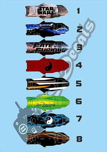 GT12 Zen Racing RXGT12 Chassis Skins