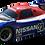 Thumbnail: 1/10 GT10 Decal Sticker Set Nissan R91CP 1991