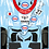 Thumbnail: 1/10 GT10 Decal Sticker Set Toyota GT-One TS020 1998