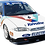 Thumbnail: 1/10 Touring Car Decal Sticker Set BTCC Ford Mondeo Valvoline 1996