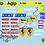 Thumbnail: F1 1/10 Decal Ferrari 643 1991  - Choice of tyre logo