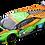 Thumbnail: 1/10 GT10 Decal Sticker Set Lambo Huracan GT3 Orange1 82