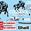 Thumbnail: 1/10 Mini Decal Set - Ford Escort MK2 Cossack - 225mm