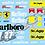 Thumbnail: F1 1/10 Decal Ferrari 412 T2 1995  - Choice of tyre logo