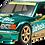 Thumbnail: 1/10 Touring Car Decal Sticker Set DTM Mercedes 190E - Diebels